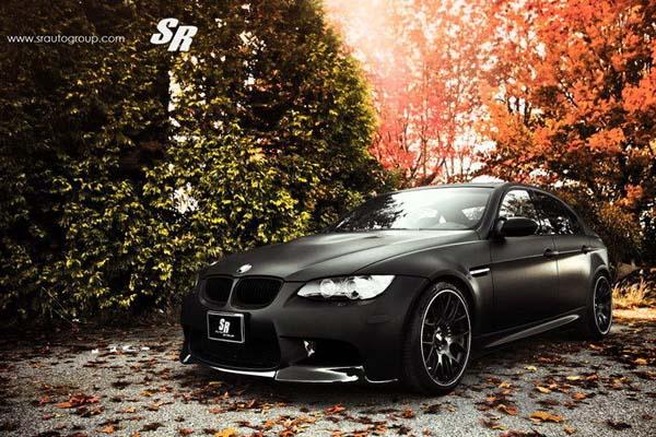 BMW M3 от SR Auto Group