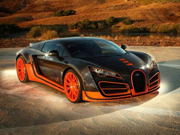 Bugatti Ettore - возможный преемник Bugatti Veyron