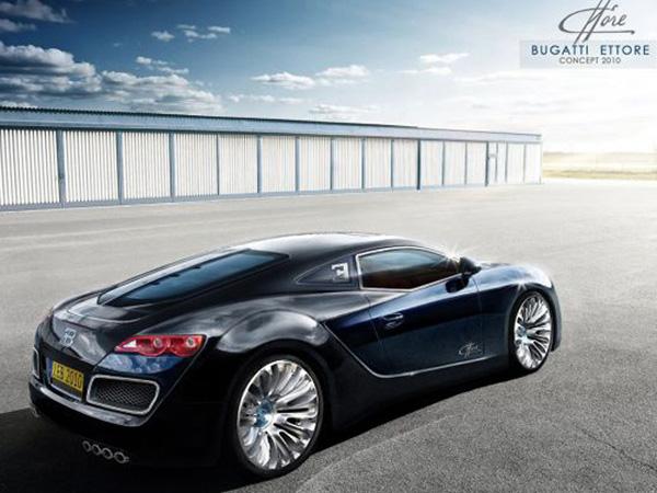Bugatti Ettore - ��������� �������� Bugatti Veyron