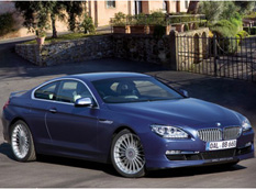 Alpina показала BMW B6 Biturbo Coupe