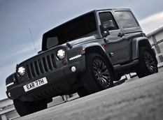 Jeep Wrangler Military Edition от Project Kahn