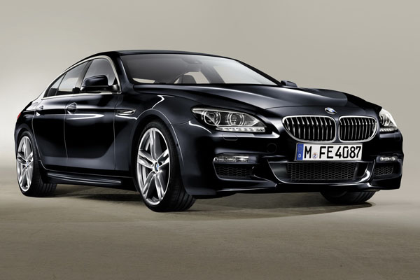 BMW 6-Series Gran Coupe M Sport – первые фото