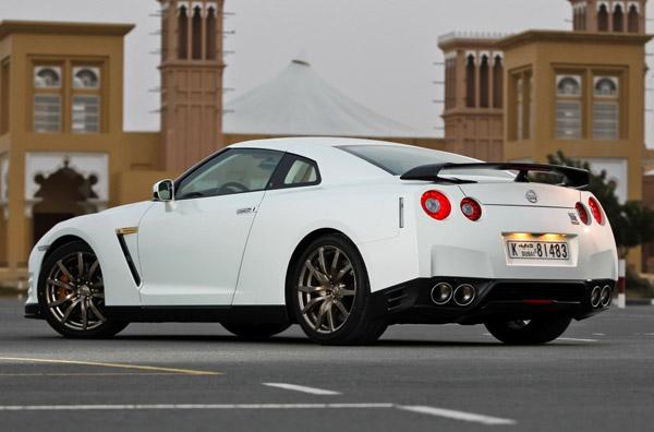 Для арабских стран создан Nissan GT-R VVIP