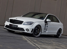 Mercedes-Benz C63 AMG White Edition от Kicherer