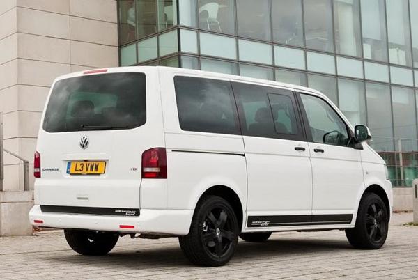 Caravelle Edition 25 – новый эксклюзив от Volkswagen