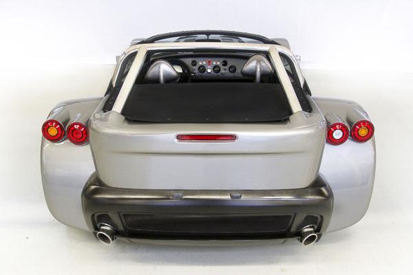 Donkervoort официально представил модель D8 GTO