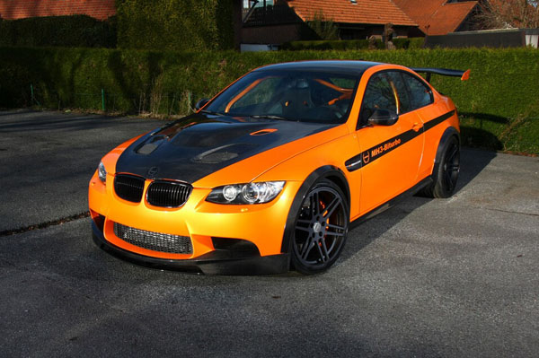 Manhart Racing представил MH3 V8 RS Clubsport