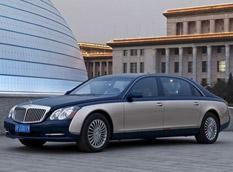 Концерн Daimler поднимает цены на Maybach