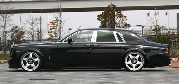 Rolls-Royce Phantom в тюнинге Junction Produce