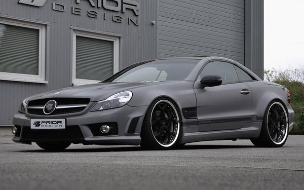 Mercedes-Benz SL-Class в тюнинге Prior Design
