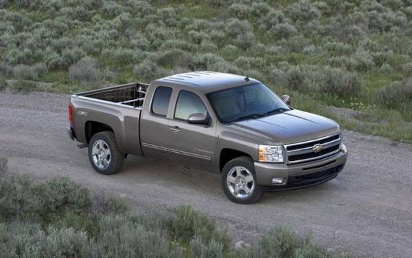 GMC обновит Sierra и Silverado к 2015-му году