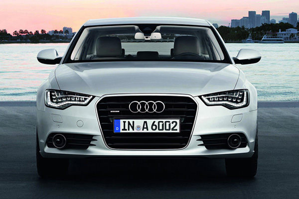 Audi выпустила пакет Technology Package