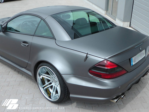 Mercedes-Benz SL R230 в тюнинге Prior Design