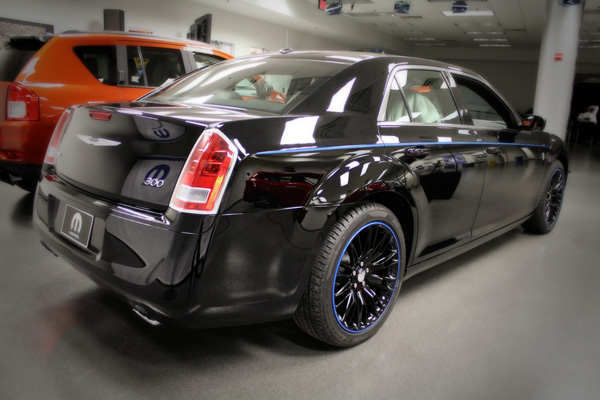 Chrysler 300 Special Edition – эксклюзив от Mopar