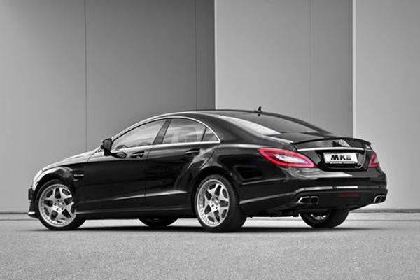 MKB добавил прыткости Mercedes 500 и AMG