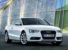 """Немецкие автомобили """"Audi""""."""