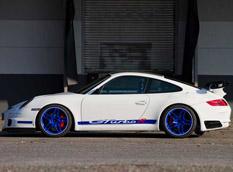 9ff Porsche GTurbo R быстрее Bugatti Veyron SS