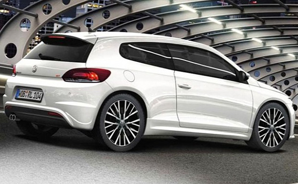 Scirocco GT Limited Edition - эксклюзив от Volkswagen
