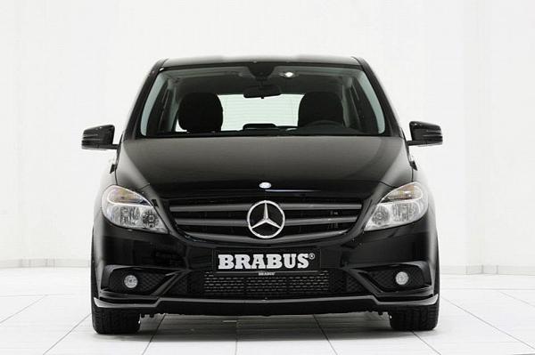 Mercedes-Benz B-Class в тюнинге Brabus