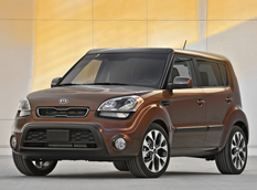 Kia Soul Red Rock Special Edition
