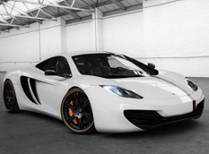 McLaren MP4-12C Toxique Evil от Wheelsandmore