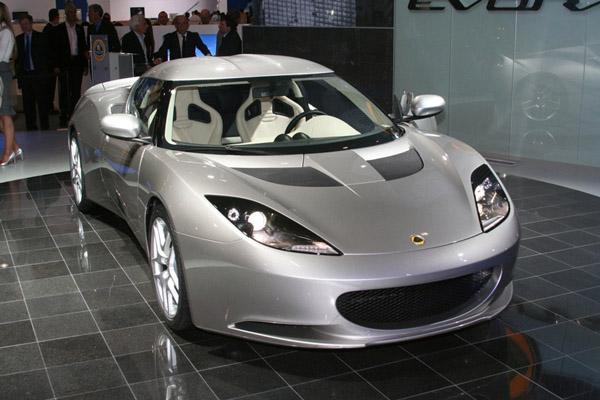 Lotus готовит сюрприз для Женевы