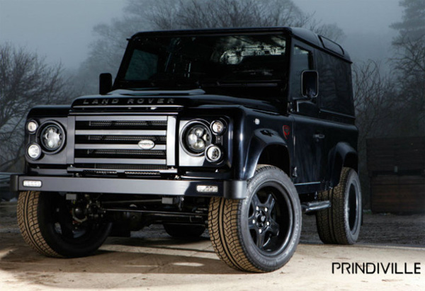 Land Rover Defender от Prindiville Design