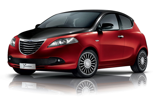 Chrysler Ypsilon Black&Red Special Edition
