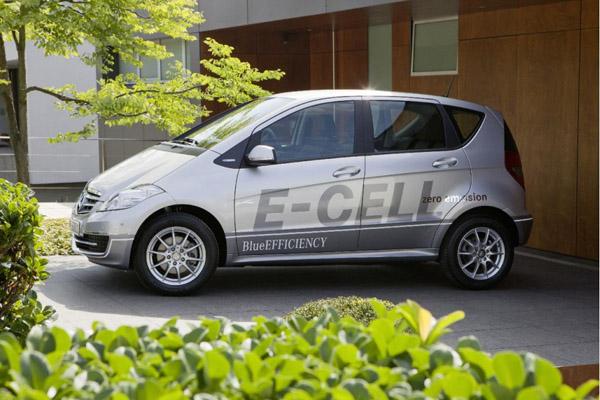 Mercedes-Benz объединяет усилия с Tesla