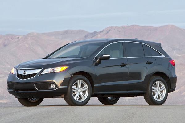 Acura объявила цены нового кроссовера RDX
