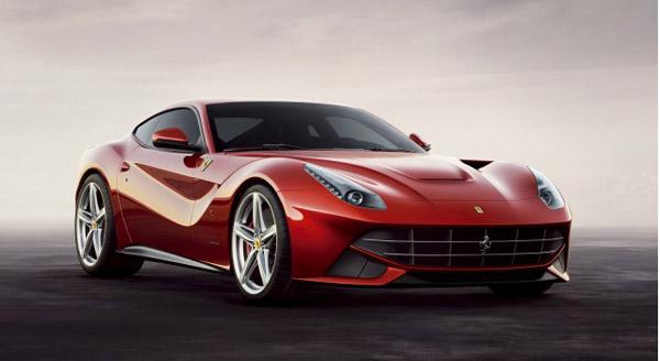 Лучший суперкар Ferrari.