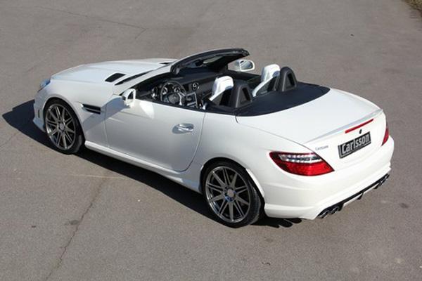 Carlsson привезет в Женеву Mercedes SLK