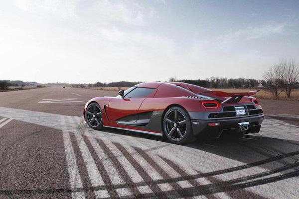 Koenigsegg модернизировал гиперкар Agera R