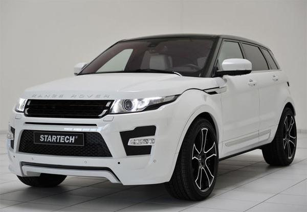 Range Rover Evoque Cabrio от Startech