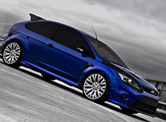 Ford Focus RS и Fiesta ST от A. Kahn Design