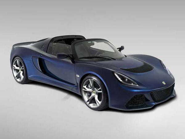 Компания Lotus представила родстер Exige S