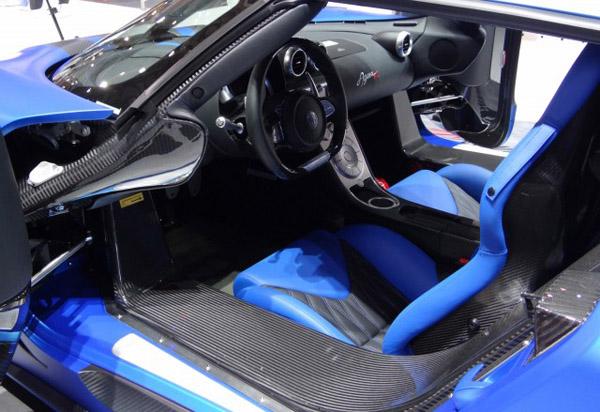 Koenigsegg показал обновленный суперкар Agera R
