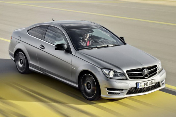 mercedes cclass sport и amg plus sports package