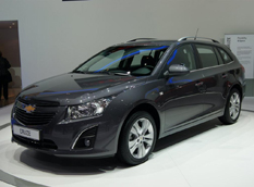Chevrolet Cruze Station Wagon - Женевский дебют