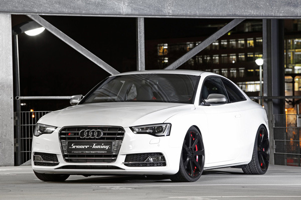 Senner Tuning «зарядил» Audi S5 Coupe