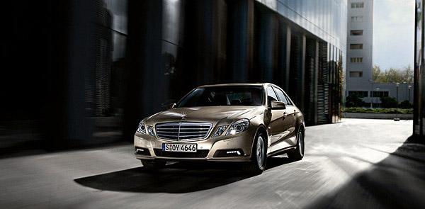 Новые данные о рестайлинге Mercedes-Benz E-Class
