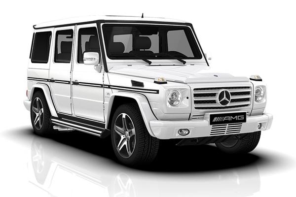 Mercedes-Benz готовит G63 AMG и G65 AMG