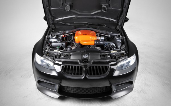 BMW M3 E90 от VF Engineering и EAS