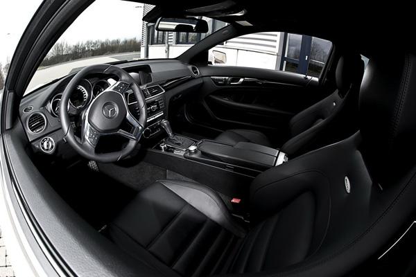 Mercedes C63 AMG 5.7 Edition от Wheelsandmore