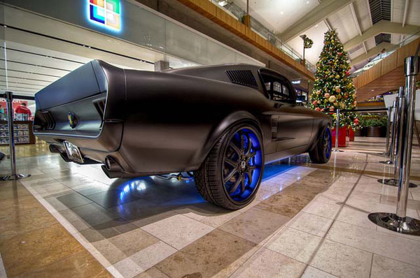 Ford Mustang Project Detroit от West Coast Customs