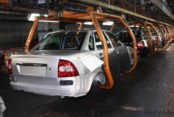 Lada Priora получит новую платформу