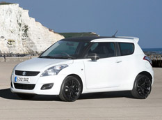Suzuki Swift Attitude представлен для Великобритании