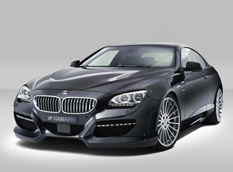 Hamann доработал BMW 6-Series Coupe F13