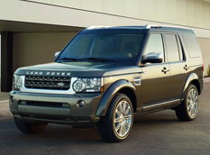 Land Rover LR4 HSE Luxury Limited Edition