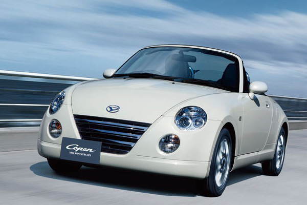Daihatsu анонсировал Copen 10th Anniversary Edition